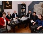 Dr. Stanimir Vuk-Pavlović darovao radni stol Petra Markovića