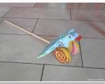 Drvene igračke Nade Primus u Malom salonu