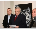 Duško Šibl «Govor tijela» - izložba slika