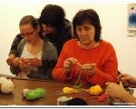 Održana muzejska radionica tradicijskog pletenja čarapa
