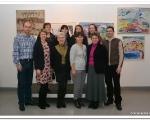 Radost boja - izložba slika Sokolić - Berbuč